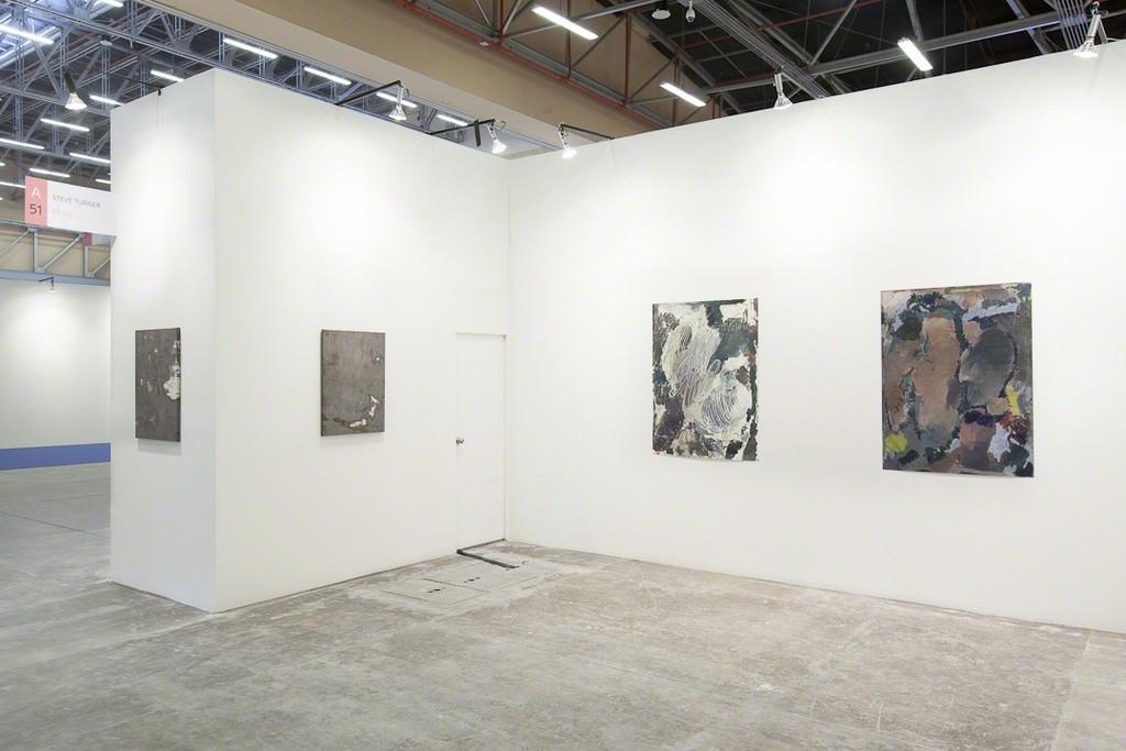 ARTBO, Bogotá, Installation view, Steve Turner, October 2015
