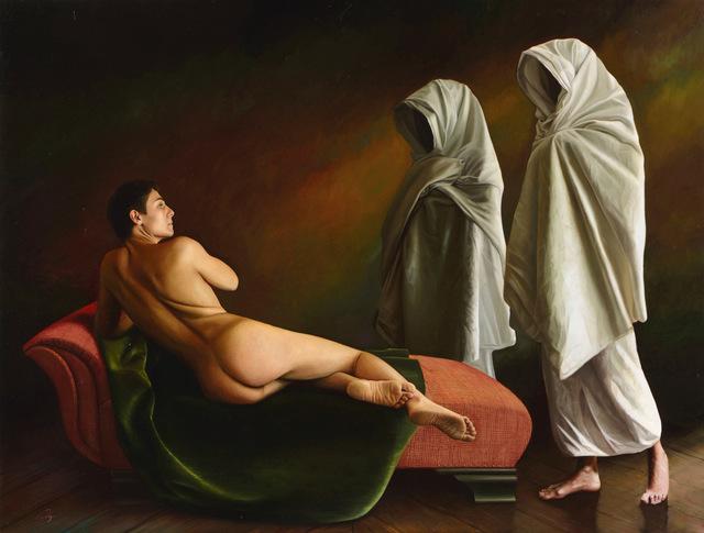 Jorge Villalba, 'Susanna', 2017, GALERIE BENJAMIN ECK