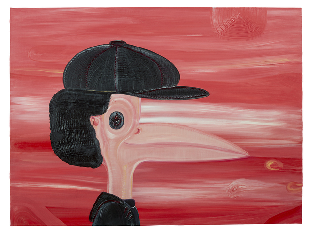 , 'Brian Johnson AC/DC Fly On The Wall,' 2015, Louis 21