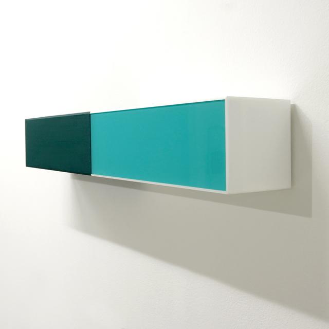 , 'M Lanterna Turquesa,' 2015, Carbono Galeria
