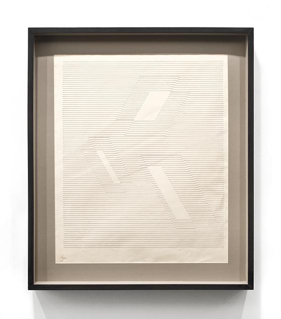 , 'Sem título,' 1957, LURIXS: Arte Contemporânea