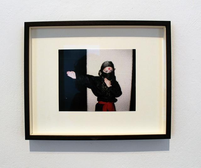 , 'Ninja,' 2018, Galerie Michaela Stock