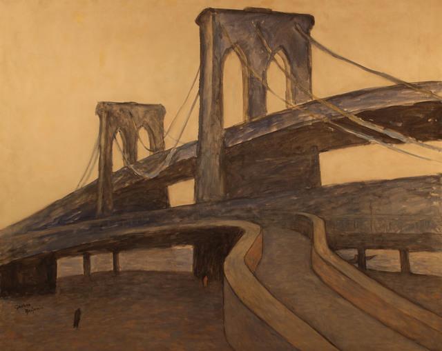 , 'The Bridge at Dawn,' ca. 1968, Gerald Peters Gallery