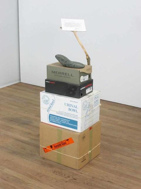, 'Anti-Brancussi,' 2005, Hammer Museum