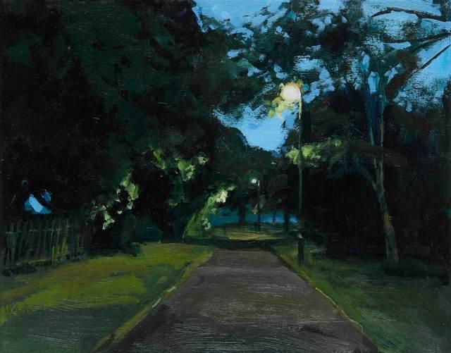 , 'Bethune Park VI,' 2017, Mall Galleries
