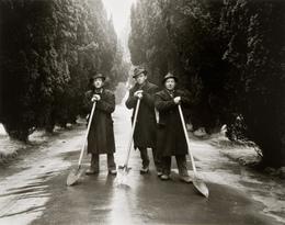 , 'Gravediggers, Dublin,' 1966, Danziger Gallery