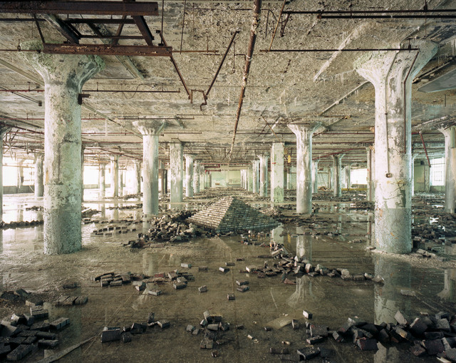 , 'Fisher Body 21, Detroit, Michigan,' 2008, Galerie Julian Sander