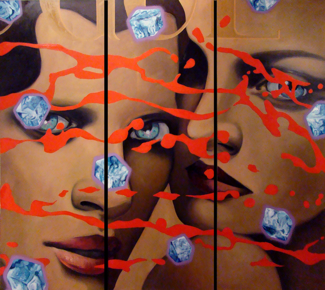 Manzur Kargar, 'Ice Cubes', 2010, HOHMANN