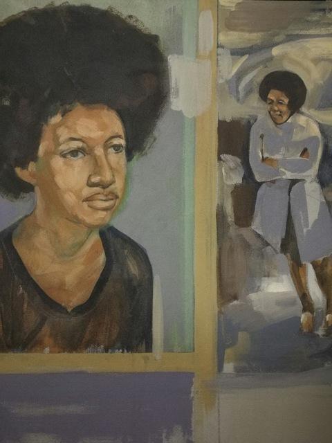 , 'Untitled (Glorias),' 2017, Gallery MOMO