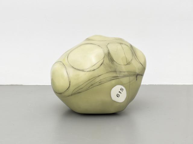 , 'Trashstone 615,' 2015, Buchmann Galerie