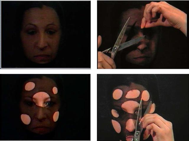 , 'PERSONAL CUTS,' 1982, espaivisor - Galería Visor