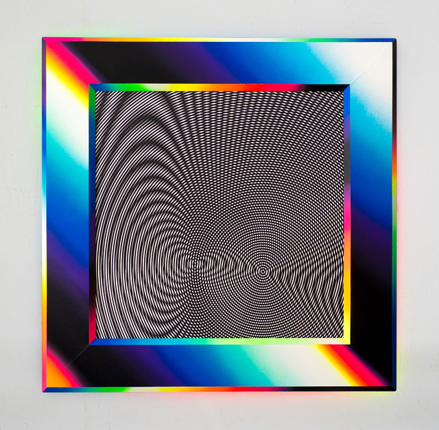 , 'OPTICHROMIE 41,' 2016, Mirus Gallery