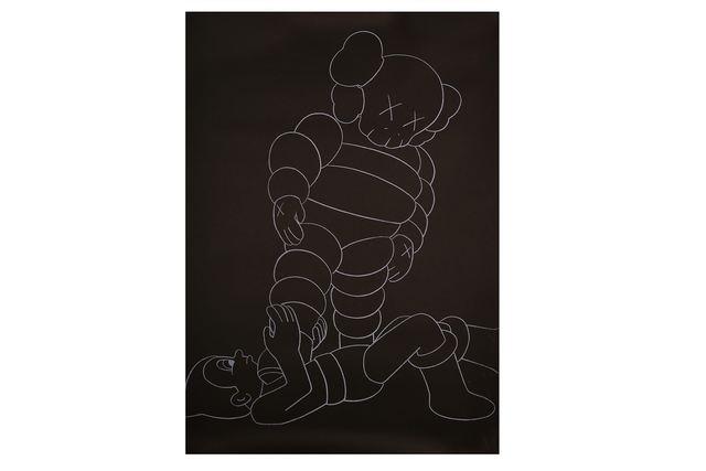 KAWS, 'Chum vs Astro Boy', 2002, Chiswick Auctions