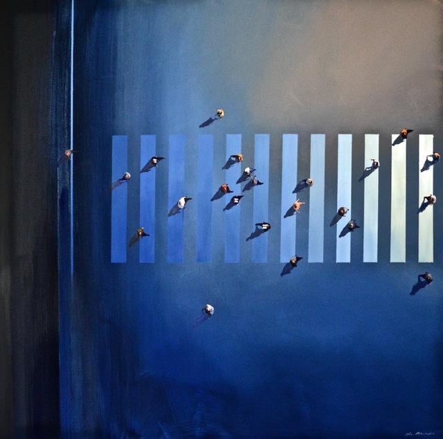 Mel Brigg, 'Crossroads', 2019, Wentworth Galleries