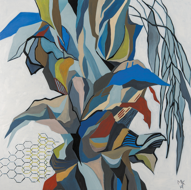, 'Oasis III,' 2014, Walter Wickiser Gallery