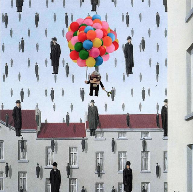, 'MADGRITTE,' 2017, Marcel Katz Art