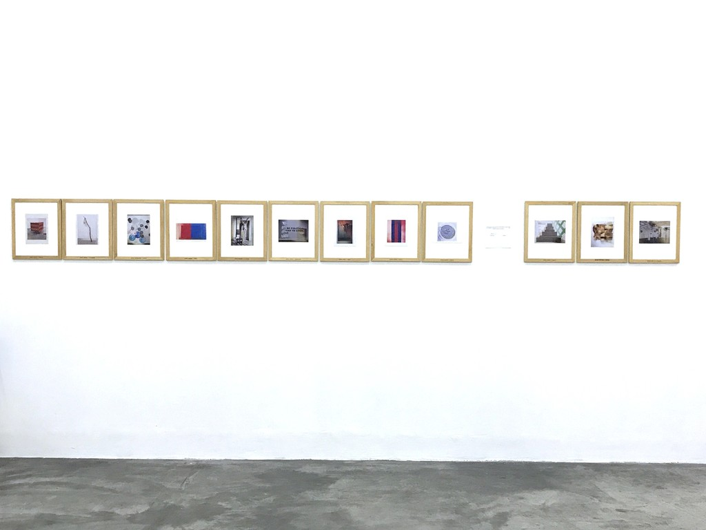 Installation view, 'Coincidences?'