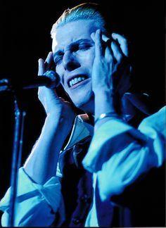 Mick Rock, 'David Bowie, Thin White Duke, London', 1976, The Bonnier Gallery