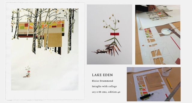 , 'Lake Eden - Composite Image,' 2016, Stoney Road Press