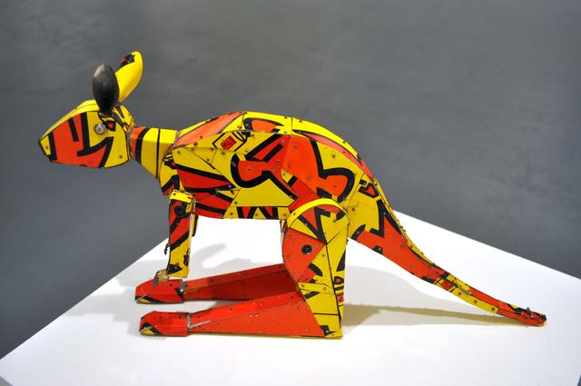 , 'Kangaroo,' 2016, Maddox Arts