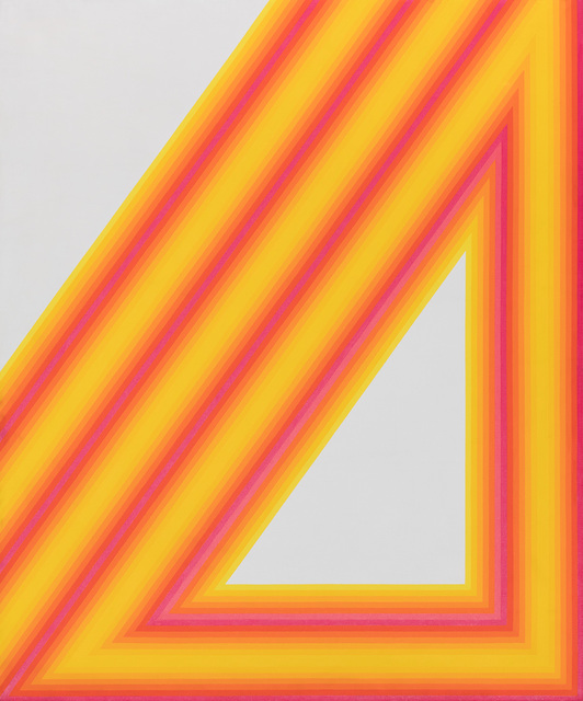 , 'Triangle,' 1967, Arco Gallery
