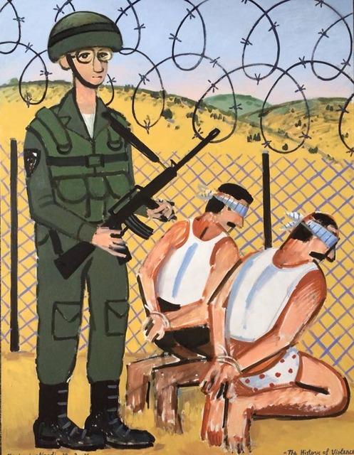 Zoya Cherkassky-Nnadi, 'The History of Violence', 2016, Rosenfeld Gallery