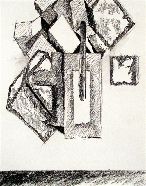 , 'London Boxes Drawings,' 2014, Blanca Soto Arte