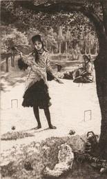 Le croquet