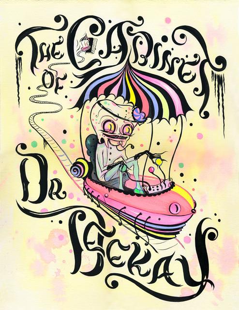 , 'Dr. Deekay Cover,' , Corey Helford Gallery