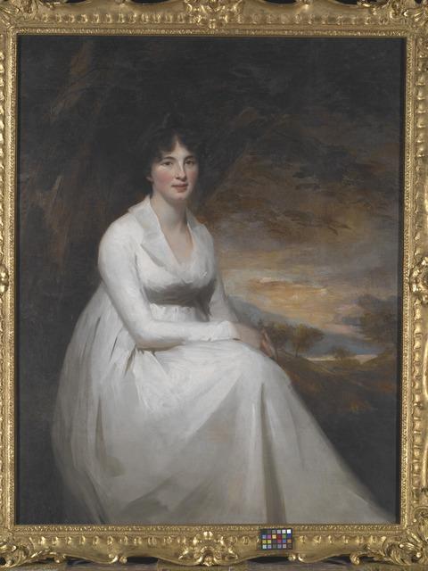 Sir Henry Raeburn, 'Mrs. Macdowall', ca. 1800, Indianapolis Museum of Art at Newfields