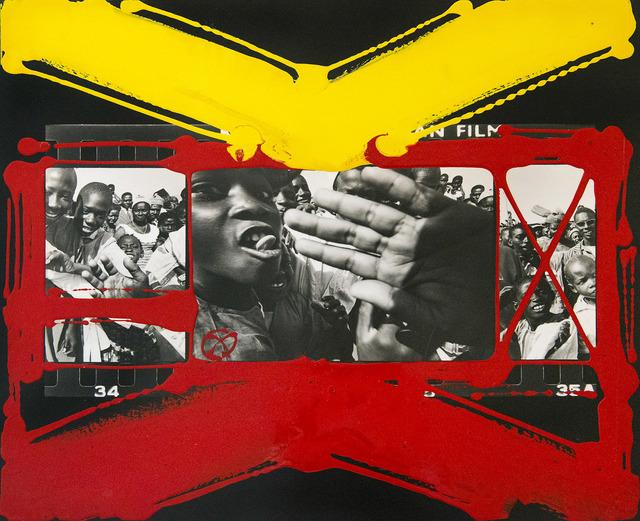 , 'School's out, Dakar,' 1963, HackelBury Fine Art