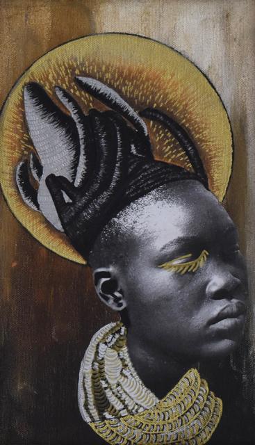Tuli-Mekondjo, 'OSHISHANI SHO OMHATELA/ OMHATELA CROWN', 2018, NJE Collective