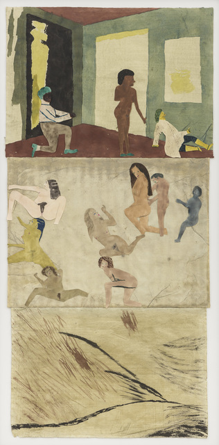 , 'Tamburen,' 2017, Zeno X Gallery