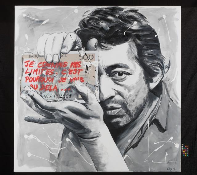 , 'Serge Gainsbourg ,' 2017, Eden Fine Art