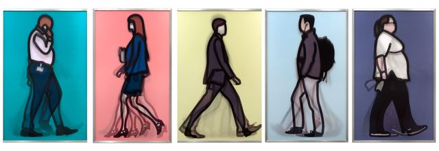 , 'Professional Series I, complete set of 5,' , Gregg Shienbaum Fine Art