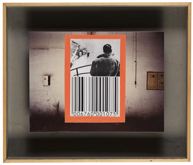 Franco Vaccari, 'Studio per mostra alla Tour Fromage di Aosta', 1989, Finarte