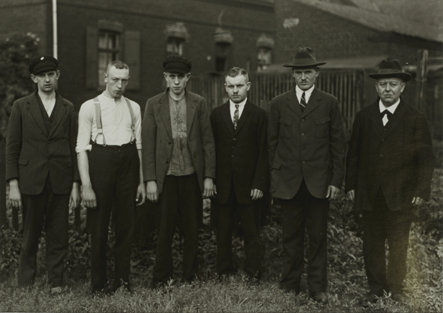 , 'II/11/11 Workers' Council from the Ruhr,' 1929, Galerie Julian Sander