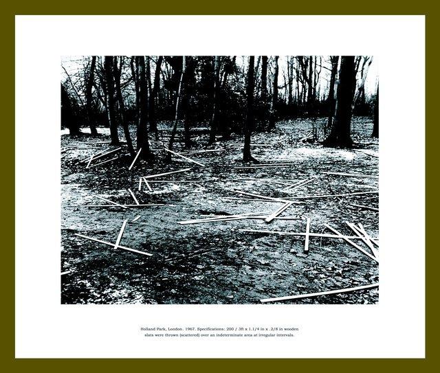 , 'Holland Park,' 1967, Richard Saltoun