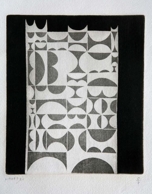 Anwar Jalal Shemza, 'Untitled ', 1959, Jhaveri Contemporary