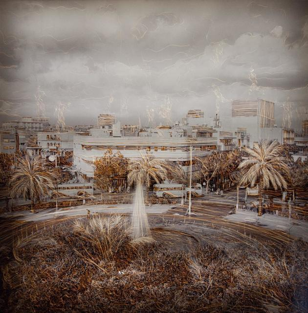 , 'Dizengoff,' 2012, Vision Neil Folberg Gallery