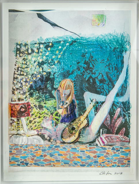 , 'Fraternal,' 2019, C24 Gallery