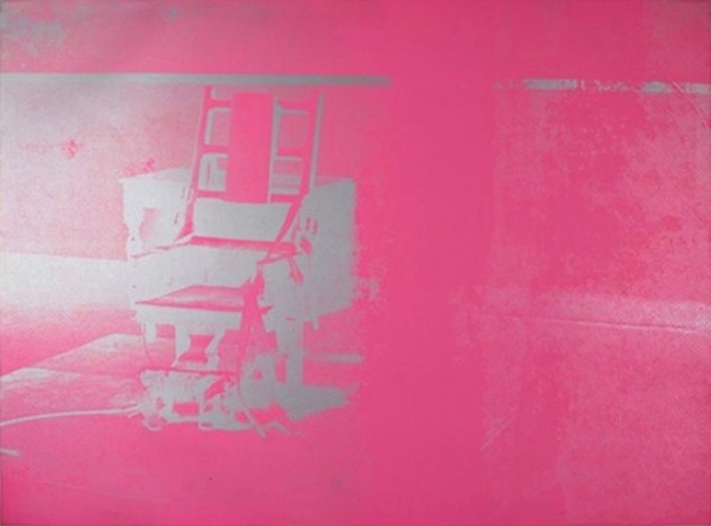 Andy Warhol, 'Electric Chair (FS II.75) ', 1971, Print, Screenprint on Paper, Revolver Gallery
