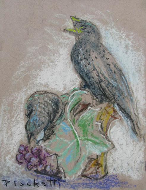 , 'Untitled (Still Life with Bird Sculptures I),' ca. 2000, Gallery 78