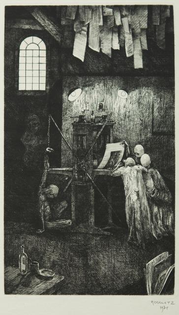 , 'Artiste et Amateurs,' 1970, Childs Gallery