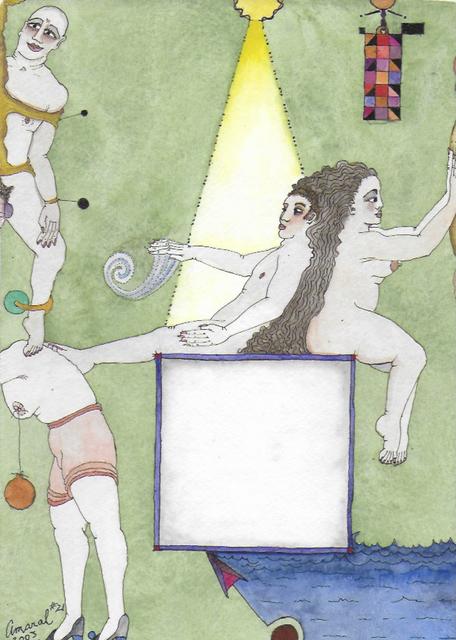 , 'Entre Comillas No 021,' 2003, LAMB Arts