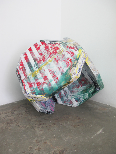 , 'Fleeting fearing floating falling feeling,' 2016, V1 Gallery