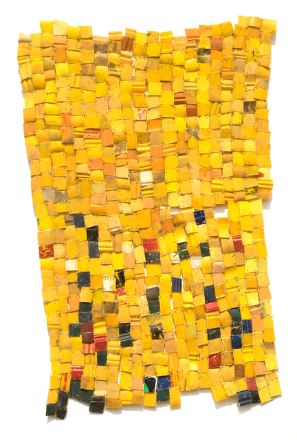 Serge Attukwei Clottey, 'Belonging is Optional', 2016, Ever Gold [Projects]