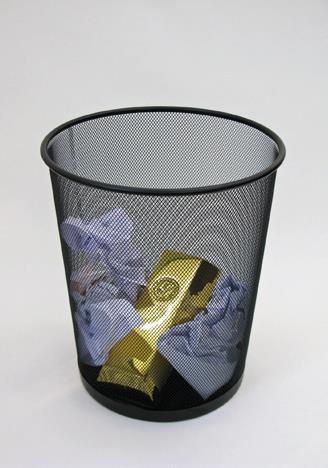, 'Waste Basket,' , KETELEER GALLERY