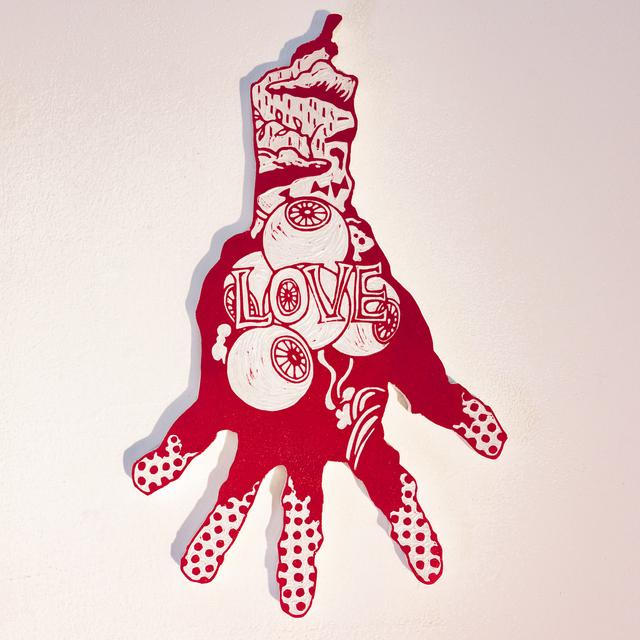 , 'Love,' 2013, Micheko Galerie
