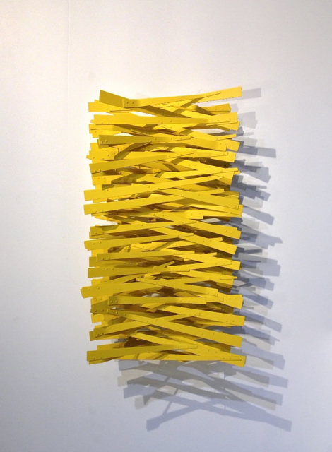 , 'Yellow Bosque,' 2015, Artscape Lab